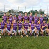 U21A  Team v Lucan