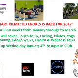 Kickstart Kilmacud Crokes is back (KKC) 2017