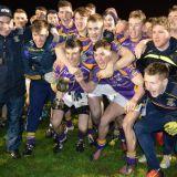 Under 21 Footballers Win Championship Final