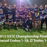 U21C Champions 2012