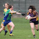 Good start to Ladies Senior Championship