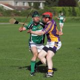 Intermediate Hurlers vs Erins Isle
