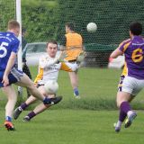 Crokes vs St Monicas