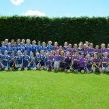 U9s travel to Kilkenny for pre-summer trip  U9s Group shot  with Graigue-Ballycallan