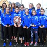 St. Brigids  (Kilkenny) win All Ireland Camogies 7s Shield Shield Final