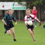 Chill All Ireland U14 Ladies Football 7s Shield Final