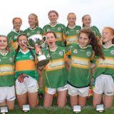 Chill Insurance All Ireland U14 Ladies Football 7s Cup Final