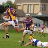 Senior A Hurlers beat Vincents to top table in Championship