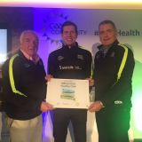 KIlmacud Crokes Gets Healthy Club Award