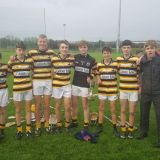 Crokes contingent help Coláiste Eoin land Dublin U16A College honours.