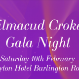Kilmacud Crokes Gala Night 2018 Feb 10th - Get Your Tickets