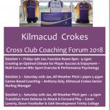 Cross Club Coaching Forum 2018