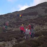 Kickstart Hillwalkers enjoy a sweet (sorry) walk up Great Sugarloaf