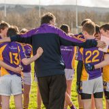 Crokes Overcome Local Rivals Ballyboden in Under 16 Division 5 League game