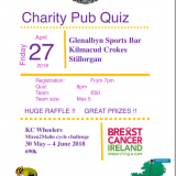 M2M Table Quiz Fundraiser