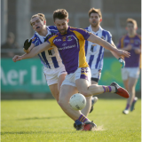 Senior Footballers in Action 2nd Round Championship Thursday April 26th at 8:15pm in Parnell Park