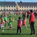 U7 Boys Football (2011 group) Blitz vs Cuala Sat 21st April 2018