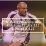 Senior Footballers beat Oliver Plunketts in 2nd Round of Dublin Championship