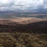 Hikers conquer Tonelagee