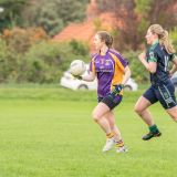 Photo's from Ladies Football Kilmacud Crokes B versus FoxCab League game