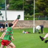 Photo's from AFL3 League Game Kilmacud Crokes Versus Naomh Barrog