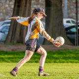 Ladies Adult Football Div 1 League KIlmacud Crokes V Ballyboden
