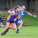 Ladies Adult Football Div 1 League KIlmacud Crokes V Ballyboden