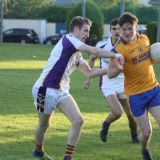 Crokes AFL1 Clash Versus Na Fianna Wednesday May 23rd in Silverpark