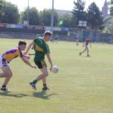 Photo's from Day 2 Saturday of  the National All Ireland Division 1 Feile Competition