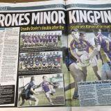 Kilmacud Crokes Minor League Division 1 Winners 2018