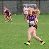 Junior C Ladies Football team progress to Quarter Finals