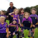 Passage West 2018 - U8 & U10 Ladies Football Blitz