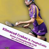 Good Luck Senior Camogie Team