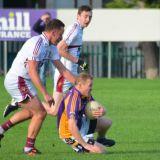 Junior 4 Championship Game Kilmacud Crokes Versus Raheny - Sunday Oct 14th