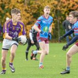 Under 16 B Championship Semi Final Versus Olafs