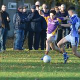 Minor Championship - Kilmacud v Ballyboden