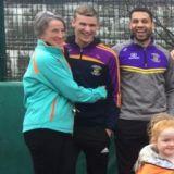 Sam Maguire & Brendan Martin  Visit Nursery