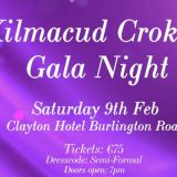 Kilmacud Crokes Gala Ball 2019 February 9th Clayton Hotel