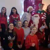 Sensory Santa Success a 1st at Kilmacud Crokes