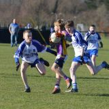 KC U13 in action