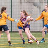 Kilmacud Croks Under 13 Footballers Challange Game Versus Na Fianna