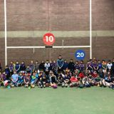 Under 11 Hurlers - Sepcial Guest at Training