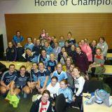 U12's Attend Dublin Senioir Ladies Training Session