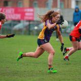 Ladies Senior Football Team secure win in Championship
