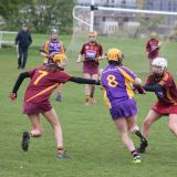 Stong performance for Minor Camogie Team against Plunketts