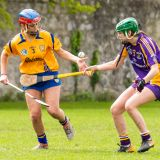 KIlmacud Crokes  Camogie Minor Group 1  Win over Na Fianna