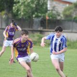 Under 15A Footballers win County Championship with Impressive Win over Ballyboden