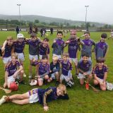 Kilmacud Crokes U10 Hurlers in Liatroim, Co. Down winning the Oisin Blaney Memorial Tournament