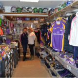 Club Shop Closed for the Summer - Will Re-open in September