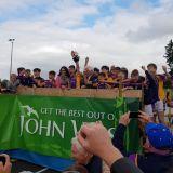 Kilmacud Crokes Under 14  All Ireland National Football Feile Champions 2019